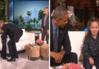 Ditanya jawab Bocah 6 Tahun Soal Alien Obama 'Tidak Berdaya'