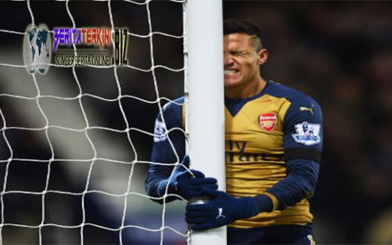 Alexis Sanchez Tidak Bisa Tidur Kalau Gagal Buat Gol