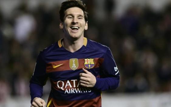 Beckham Mau Messi Gabung Dengan MU
