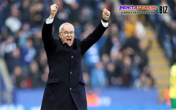 Ranieri Cemas Pemain Leicester City dipanggil Timnas
