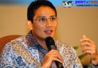 Sandiaga Uno dilantik jadi ketua APPSI Untuk Mengantikan Prabowo Subianto.