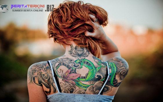 Wah Ternyata Tattoo Memiliki Kegunaan Baik Untuk Badan!