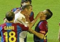 Zidane Tidak Ingin Membahas Cengkeraman Pada Wajah Luis Enrique