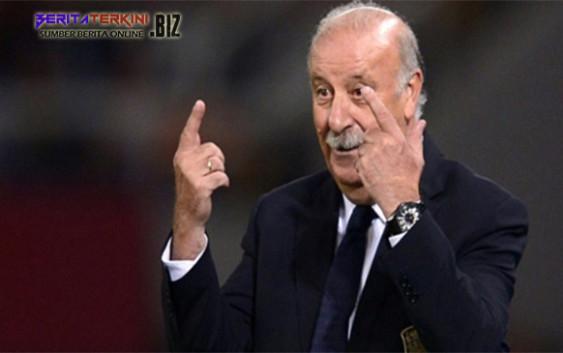 Del Bosque tidak percaya Madrid dikalahkan Wolfsburg