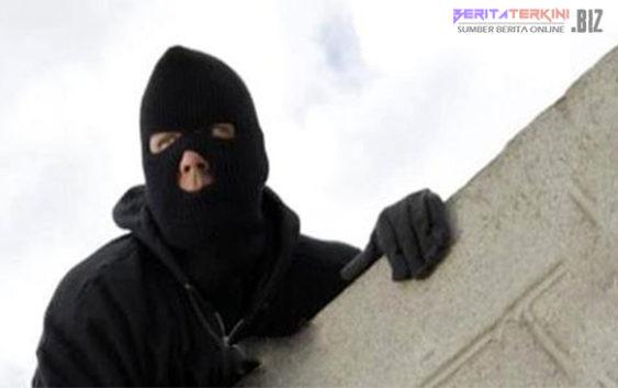 Tertangkap Basah Mencuri, Maling Ini Mengaku Dapat Bisikan Gaib