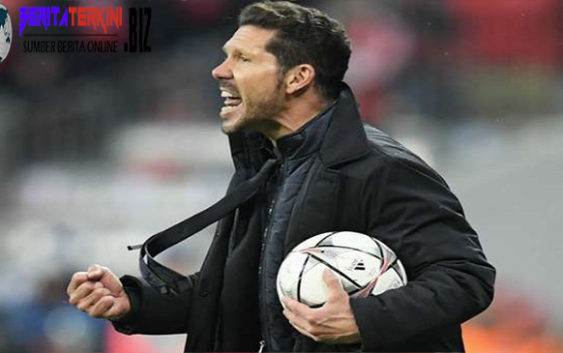 2 Kali Kekalahan Di Final Membuat Simone Tinggalkan Atletico Madrid