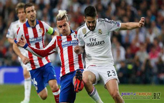 Derby Madrileno Kembali Terjadi di Final Liga Champions
