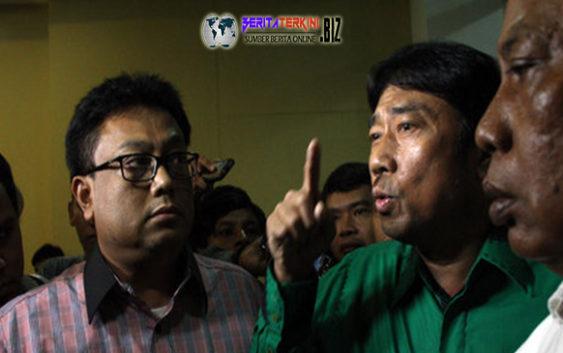 "Haji Lulung "" Konflik di PPP ini sebenarnya enggak ada Ini kan cuma campur tangan pemerintah """