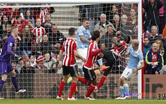 Hasil Skor Pertandingan Southampton vs Manchester City 4-2