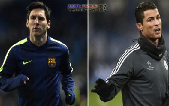 Jorge Valdano Bandingkan Messi dan Ronaldo