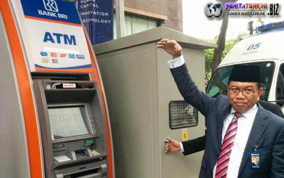 Bank BRI Akan Membuat ATM Lengkap Dengan Sistem Identifikasi Wajah