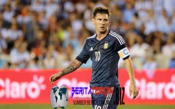 Messi Terancam Absen Pada Laga Pertama Argentina