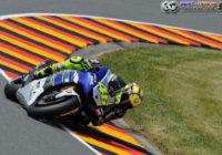 Rossi : Sirkuit Sachsenring Tidak Berbahaya