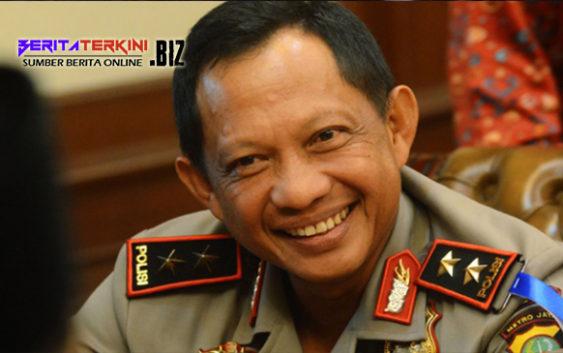 Rotasi Besar - Besar Yang Dilakukan Oleh Tito Karnavian