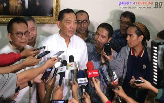Ucap Bismillah, Sjafrie Siap Maju Bakal Calon Gubernur DKI Jakarta