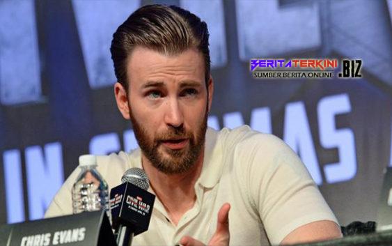 Chris Evans Tidak Akan Berperan Menjadi Captain Amerika Lagi
