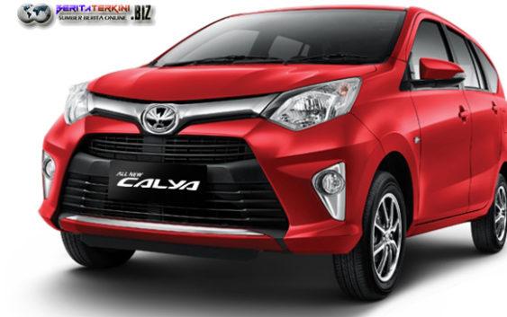 Ini Dia Daftar Harga Resmi Toyota Calya