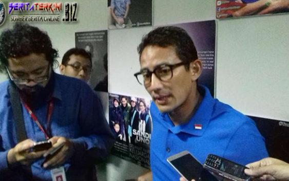 Sandiaga Uno Berjanji Akan Mementingkan Rakyat Bawah