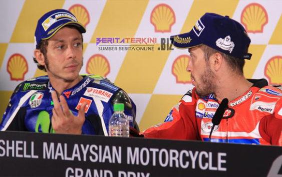 Rossi Tidak Akan Menyerah Pada Mereka Yang Masih Muda