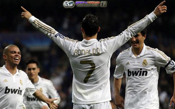 Tampil Mengesankan Ronaldo Sukses Bikin Real Madrid Jaga Tren Tak Terkalahkan