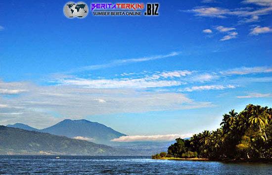 Apakah Dampak Gempa Aceh Membuat Danau Singkarak Menghitam?