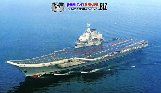 Kapal Induk China Membuat Genting Laut China Selatan