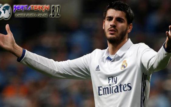 Costa hengkang dari Chelsea maka Conte akan memilih Morata sebagai gantinya