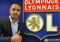 Manchester United Resmi Melepas Depay ke Olympique Lyon