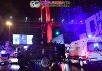 Penembakan Biadab Klub Malam Istanbul Menewaskan 35 Orang