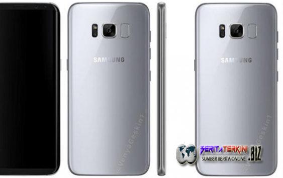 Bocoran Tentang Samsung Galaxy S8 Yang Hadir Tanpa Tombol Home Membuat Heboh Netizen