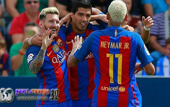 Nyenmar Sebutkan Jika Tiga Poin Dari Atletico Sangat Berarti Untuk Barcelona