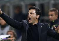 Panasnya Hubungan Bos AC Milan dan Montella