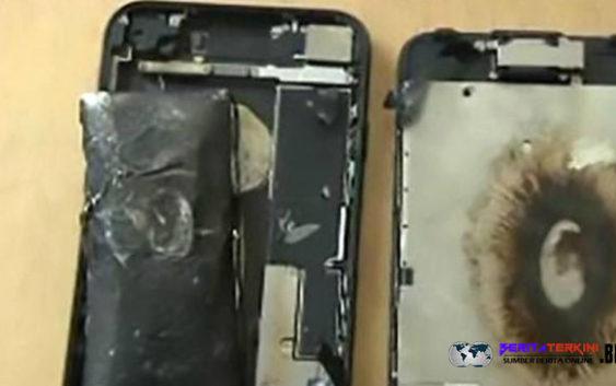 Setelah iPhone 7 Plus Yang Dicas Meledak, Masih Mau Kah Anda Memakainya ?