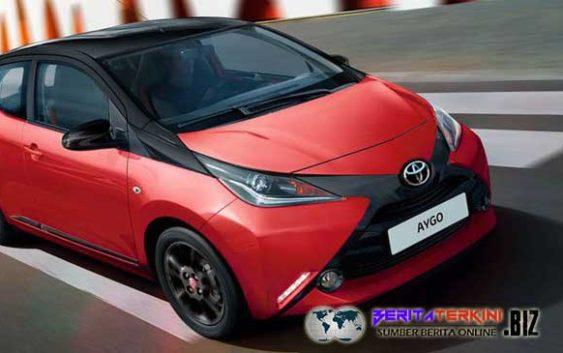 Toyota Menghadirkan Aygo Dengan Edisi Khusus