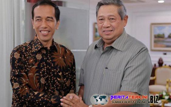 Demokrat Meminta Kepada Jokowi, Alangkah Baiknya Menerima Kritik Dari SBY