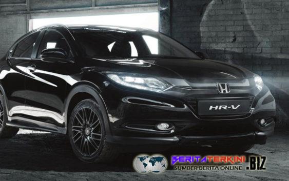 Dikabarkan Honda HR-V Akan Meluncurkan HR-V Versi Black Edition
