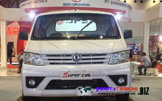 Dikabarkan Mencari Peruntungan Di Indonesia, Sokonindo Automobile Mendatangkan Sepasang Pikap China