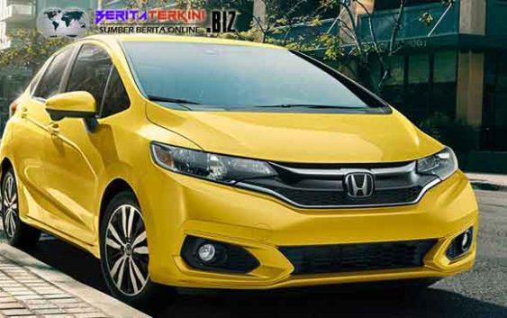 Honda Jazz Akan Hadir Dengan Tampilan Yang Lebih Segar Pekan Depan