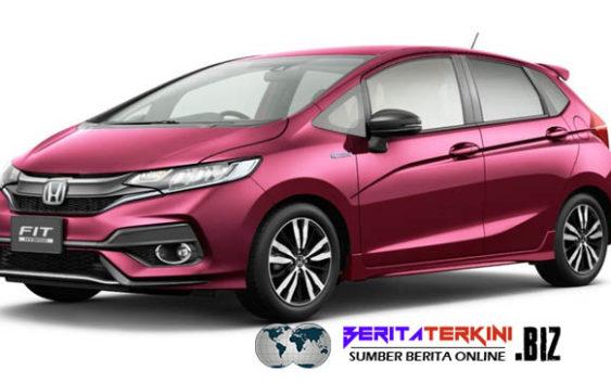 Honda Jazz Facelift Mulai Diperkenalkan Di Jepang