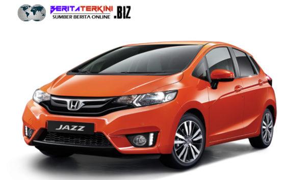Honda Jazz Termurah Namun Sudah Dapat Dikatakan Cukup Mewah