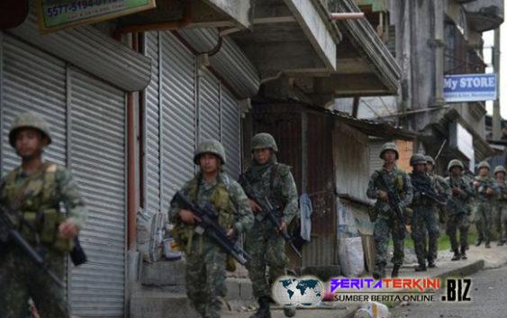 Jet Tempur Filipina Menewaskan 2 Tentara Di Marawi Karena Salah Sasaran