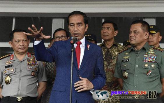 Kapolri Menghadap Presiden Jokowi Untuk Melaporkan Perkembangan Mengenai Kasus Novel Baswedan