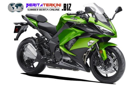 Kawasaki Ninja 1000 Dipasarkan Di India Dengan Harga Sebesar Rp 200 Jutaan