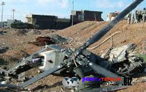 Kecelakaan Heli Menewaskan 8 Orang, Untuk Identitas Di RS Bhayangkara