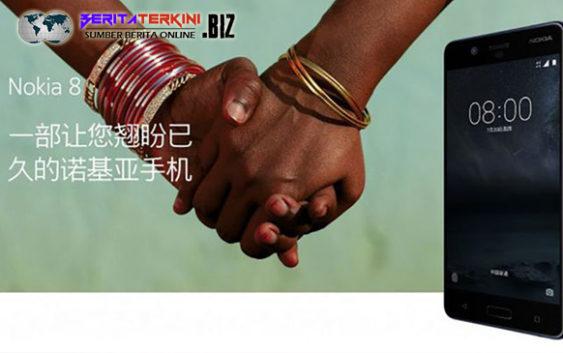 Masih Bersiap Untuk Merilis, Tetapi Nokia 8 Sudah Terlihat Di Situs Resmi