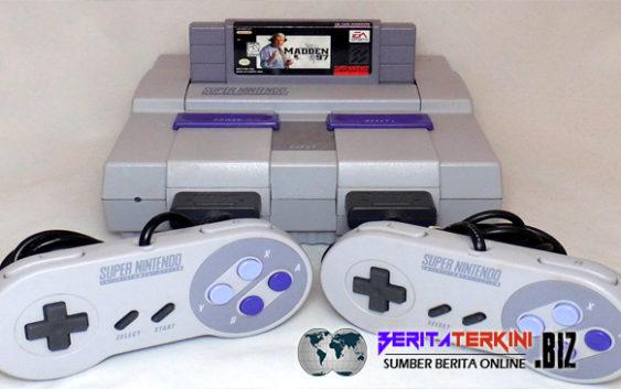 Nintendo Mengungkapkan Stok SNES Classic Edition Di Pasaran Akan Lebih Banyak
