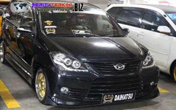 Raturan Mobil Daihatsu Yang Di Modif Kumpul Di Medan
