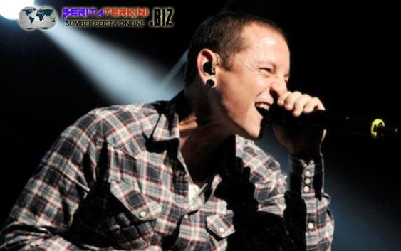 Vokalis grup band Linkin Park, Chester Bennington Meninggal Dunia Karena Gantung Diri