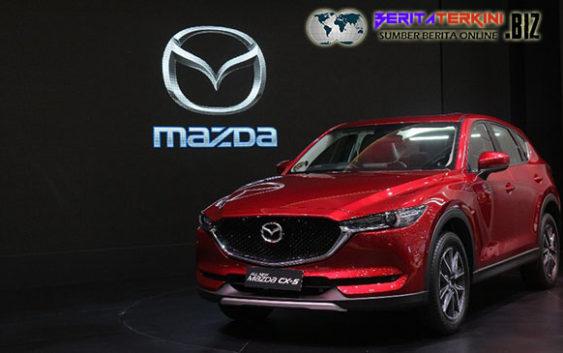 EMI Mengaku Bangga Dengan Hasil Penjualan Mazda Di Pameran