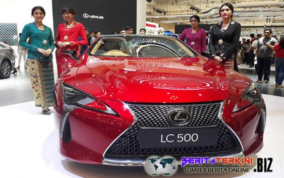Hampir 2.000 Unit Mobil Terjual Perharinya Di Pameran